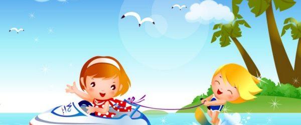 детские загадки про лето