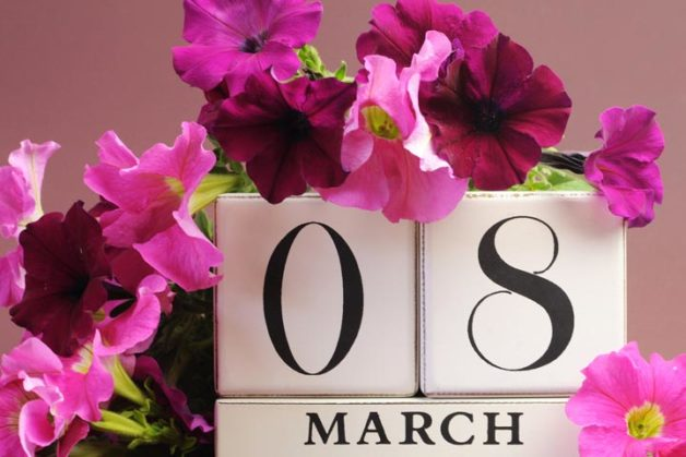 поздравления маме с 8 марта в стихах