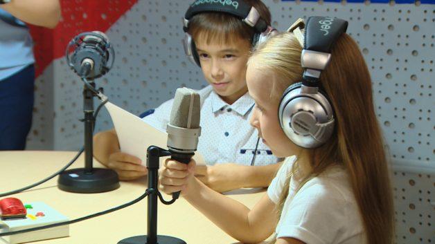 детское радио слушать